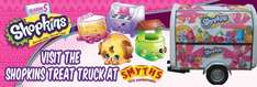 Free shopkins / Thomas Event at set stores (series 5) at Smyths also Toys R Us