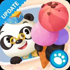 Dr Panda's Ice Cream Truck - free on iOS (iPhone/iPad) - great game for the kids