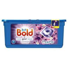 HALF PRICE - Bold 2 In 1 Pods Lavender & Camomile 29 Washes for £4.99 @ Tesco