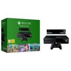 Xbox One 500GB Console with Kinect (Includes 3 Games) £239 Delivered @ 365 Games (Includes £17.55 Reward Points/Up to 5% Quidco)