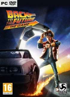 Back To The Future:  The Game for PC (Steam) - All 5 Episodes £1.49 @ Instant Gaming