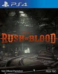 Until Dawn: Rush of Blood (PS4 VR)  £14 Delivered @ Tesco Direct
