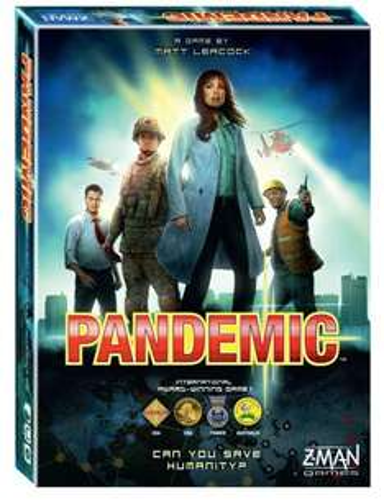 Pandemic Board Game £19.09 (Prime) £23.84 @ Amazon