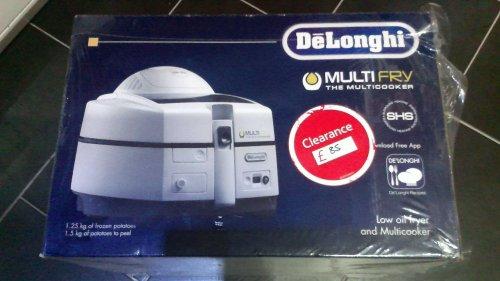 Delonghi FH1130 multifryer £85 Tesco