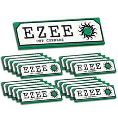 20 x Books, 1000 Sheets Medium Green Ezee Rizla-Style Rolling Cigarette Papers £1.77 Free Delivery @ Amazon sold by AGOODBUYFROMME