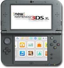 New Nintendo 3DS XL £149 with code TDX-WYMJ Tesco direct
