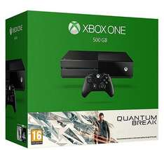 Xbox One Quantum Break Bundle - £179.00 (Now Includes an Additional Game) - Tesco Direct