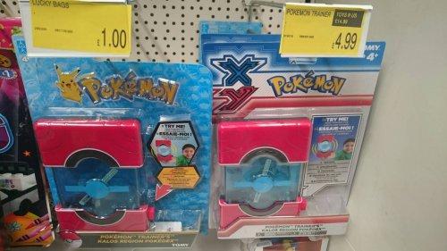 Pokemon XY Trainer Pokedex £4.99 @ B&M