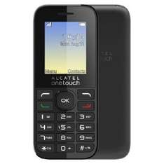Alcatel one touch 1016G - Cheap Festival Phone - USB wall plug/micro USB cable £10 credit - Asda In store (£6!!)