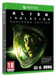 Alien: Isolation - Nostromo Edition (Xbox One) New Copy £9.99 Delivered - The Game Collection