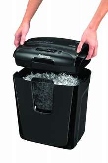 Fellowes Powershred M-8C Cross-Cut Personal Shredder - 8 Papers, 15L bin- £34.99- Amazon/Curry's