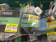 Epson T0487 ink cartridge (Tesco compatible) £1.93 @ Tesco