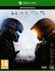 Halo 5: Guardians (used) £8.42 delivered using codes @ Music Magpie