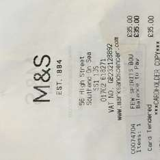 F.E.W Bourbon - instore at M&S @ £35 a bottle (reduced from £50)