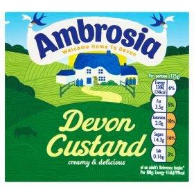 Ambrosia Custard 500g Carton pack 50p @ Asda