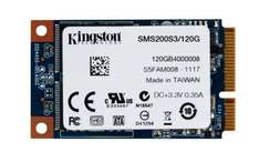 Kingston 120GB mSATA Solid State Drive £15.42 Delivered @ Box.co.uk