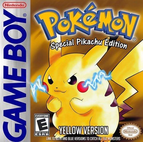 Pokemon Red/Blue/Yellow 3DS downloads £5.86 @ Shopto.net
