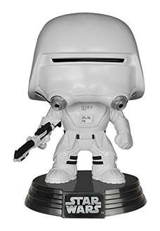 Pop! Vinyl (Star Wars) First Order Flametrooper / Snowtrooper £6.99 each @ 365games