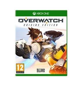 Overwatch xbox one £27.02 amazon via music magpie