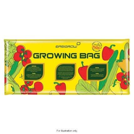 3 plant growing bag 10p B&M