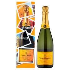 Veuve Clicquot Non Vintage Champagne £20.25 (when buying 6 bottles) Tesco (£121.50)