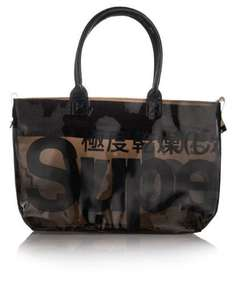 [70% off] New Unisex Superdry Sparkly Mini Whopper Black Glitter £7.59 superdry ebay