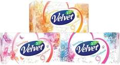 Velvet Classic Soft Tissues 80 per pack ONLY £1.00 @ Morrisons & Iceland