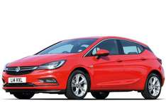 Astra 5 door 1.4 turbo SRi 140PS, from just £109 per month with £500 deposit on a 12 month lease @ affinityvehicleleasing.com