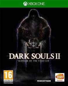Dark Souls 2 xbox one preowned £12 CEX instore
