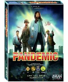 Pandemic board game £18.99 Amazon (Prime or + £4.75 non-Prime)