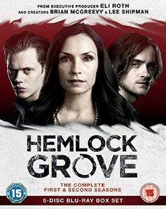 Hemlock Grove Season 1 & 2 Blu-Ray £12.49 @ Zavvi