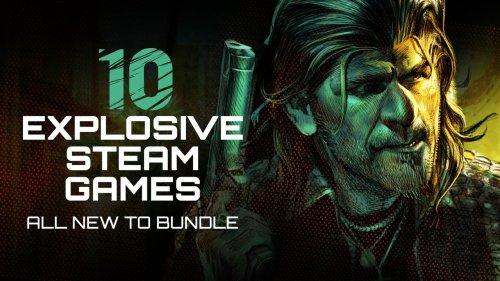 Killer Bundle 8 on £4.49 Bundlestars