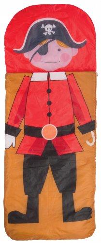 Adventura Kids Children Boy Boys Camping Outdoor Travel Sleeping Bag Pirate C&C at Halfords / eBay - £3