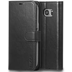 Samsung S7 Edge Wallet Case - £11.89 (Prime) £15.88 (Non Prime) @ Sold by Tucch and Fulfilled by Amazon