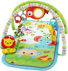 Fisher Price 3 in 1 Gym from Asda George £15 free C&C or £2.95 del
