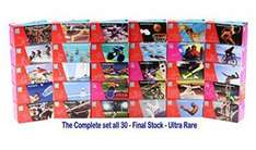 Corgi London Olympics 2012 - COMPLETE SET of 30 Boxed Diecast Limited Edition Figures £29.99 @ Toptoys2u Limited / Amazon