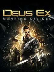 Deus Ex: Mankind Divided (Day 1 Edition) £23.99 @ GreenManGaming (Sign In)