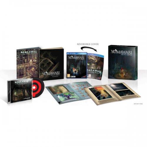 Yomawari: Night Alone/htoL#NiQ: The Firefly Diary PS Vita @ Zavvi preorder - £29.99
