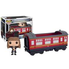 Pop! Vinyl Harry Potter Hogwarts Express Vehicle with Hermione Granger £14.99 @ Zavvi/IWOOT