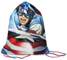 Avengers Captain America Shoe Bag was £9.99 now £2.99 @ Argos