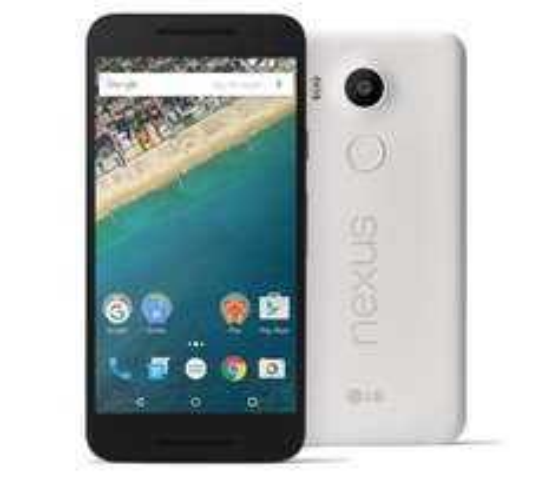 LG Google Nexus 5X 32GB 4G LTE SIM FREE/ UNLOCKED - White £202.99 @ eGlobal Central