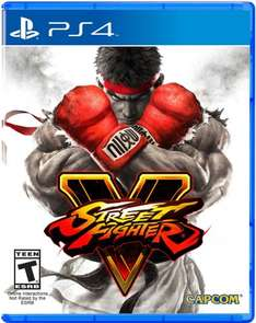 Street Fighter V for PS4 - Amazon US