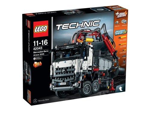 LEGO Technic 42043 Mercedes-Benz Arocs 3245 Truck £109.95 @ Amazon
