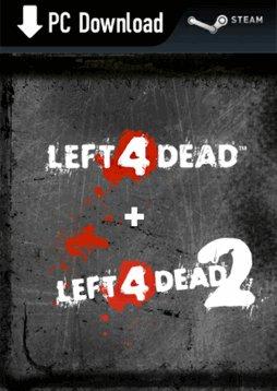 [Steam] Left 4 Dead 1 & 2 Bundle-£5.75/Left 4 Dead GOTY-£3.75/Left 4 Dead 2-£3.75 (Game)(Download)