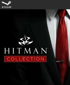 [Steam] Hitman Collection-£6/Just Cause Collection - £2.60 (Square Enix Store)