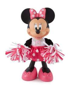 Fisher price Minnie 3 cheers singing doll £11.99 + £2.34 del @ Amazon (Dispatched from and sold by net_price_direct)