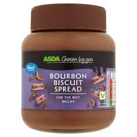 Asda Chosen by You Bourbon Biscuit Spread 350g - 75p