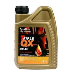 1L fully synthetic 5w/40 engine oil, £3.89 delivered from eurocarparts