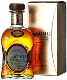 Cardhu Gold Reserve £30 Amazon &Tesco