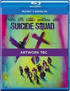 Suicide Squad Blu Ray £11.97 / DVD £7.97 [Using Code] @ Music Magpie